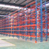 Corrosion Protection Feature and CE Certification Steel Pallet Racking