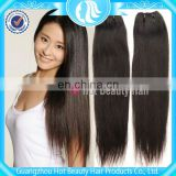 100% raw unprocessed filipino straight virgin hair