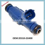 Fuel Injector 35310-2G400 For KIAs Hyundai