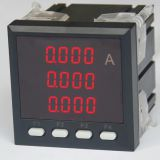 Single-Phase Voltmeter Analog Panel Meter