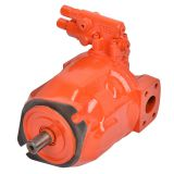 Aaa10vso71dflr1/31r-pkc92k40 Thru-drive Rear Cover Rexroth Aaa10vso Double Hydraulic Pump 1200 Rpm
