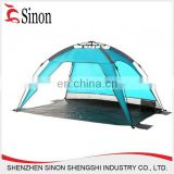 Pop Up One Minute Summer Shelter Shade Automatic Beach Tent
