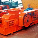 Stone double roller crusher machine for sale