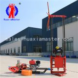 Water well rig drilling machine portable core drilling rig gasoline engine fast speed for price