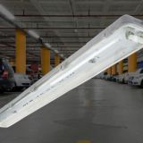 UL verified led linear lighting fixture for garage parking lots