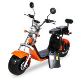 18 inch  fat tire electric scooter citycoco  with turn signal , battery pack removable
