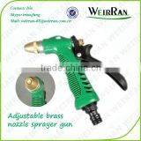 (84449) Hose end sprayer, revolve pistol cleaning nozzle sprayer, adjustable nozzle sprayer
