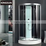 Indoor Freestanding Home Portable Enclosed Shower Room Cheap Glass Shower Enclosure K-7401