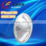 Professional manufacturing Worldwide popular 6000K super bright hid xenon headlight with gold suppler in alibaba