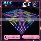 Fashion Creactive Decoration Entertainment Used Dance Floor for Sale