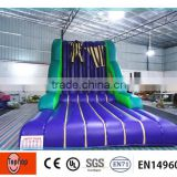 2015 inflatable Velcro wall stick wall