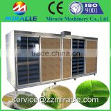 China high quality plastic tray sheep green fresh grass hydroponic system/animal fresh barley seed sprout hydroponic machine