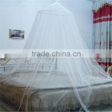 Umbrella rectangular polyester knit fabric mosquito net fabric