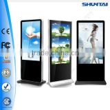 FHD 1080P floor standing ad tv wholesale made in china