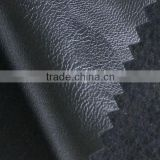 polyester brush pu synthetic leather for garments,synthetic PU leather,soft PU leather