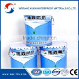 China Waterproofing liquid rubber roof coating