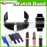 High Quality Different material watch band for Apple watch,PU leather for Apple watch strap
