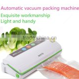 Domestic automatic vacuum packing machine, full automatic packing machine for home using