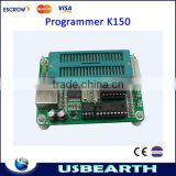 Hottest Worldwide shipping USB PIC programmer K150