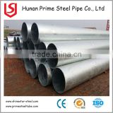 European standard Galvanizing Iron steel pipe / Pre-galvanizing steel tube / Zinc coating pipe