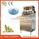 Shaping Bag Filling and Sealing Machine/ Shape Water Beverage Bag Juice Filling Sealing Machine