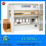 door skin hot press machine wood laminating press