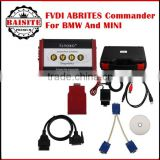 Quality A++++ new realsed FVDI ABRITES Commander For BMW And MINI (V10.4) Software USB Dongle 2016 good feedback
