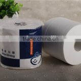 Individual wrapped roll 2PliesX130g/roll for bathroom napkin roll TOILET TISSUE PAPER