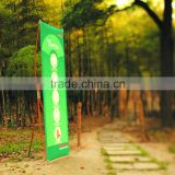 suzhou maker hot sale bamboo X- banner 60*180cm