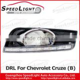 Hot Selling 2013 2014 Chevrolet Cruze LED Daytime Running Light