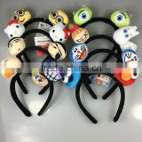 Cute Animal Plush Head Band Toy Hair Clasp For Girl Gifts