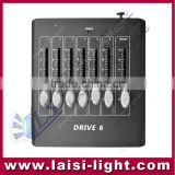 Laisi 6 channel dimmer dmx dimmer pack par led dimmer