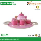 New design colorful tea set baby kid toy