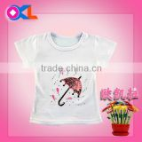 China best quality fashionable cute wholesale children t-shirt nows kids clothing suppliers china