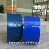 Chinese factory bopp transparent color waterproof carton packing tape with strong adhesion