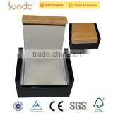directly factory wholesale cheap wooden watch gift box