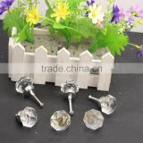Factory directly sale best K9 crystal material 30mm Crystal Glass Drawer Knobs High Quality crystal