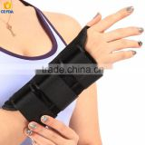 breathable neoprene wrist brace support wrist fracture immobilizer wrist wraps with logo