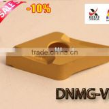 High quality for cemented carbide turning DNMG-VF inserts