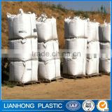 1 Ton Jumbo Bag for Chemaical and Sand, 1 Ton PP Jumbo Bag with Top Open, White 1 ton super sacks with polypropylene material