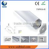 Recessed Alu LED profile With Flange