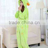 Hot Selling Adult Animal Pajamas Lovely Onesie China Supply Unique modern most comfort warm adult animal onesie pajamas