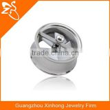 TP01160 free sample fan ear plug body piercing stainless steel jewelry