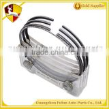 Diesel engine parts ME202148 4M40-TC Piston ring for Mistubishi