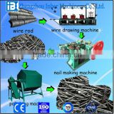 bolts & nuts & 4'' wire nail making machines