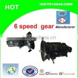 Higer/Golden Dragon/JAC/Ankai ZF Chinese Coach and Bus 6 Speed Synchromesh Gearbox S6-90 Facoty