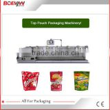 Quality popular small pouch packing machine for cookie