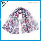 colorful leopard fashion korean hijab