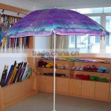 Hot selling 100% cotton lace parasol