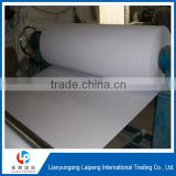 100% pure wood pulp/woodfree/customizd in roll and sheet, office and printing with offset paper